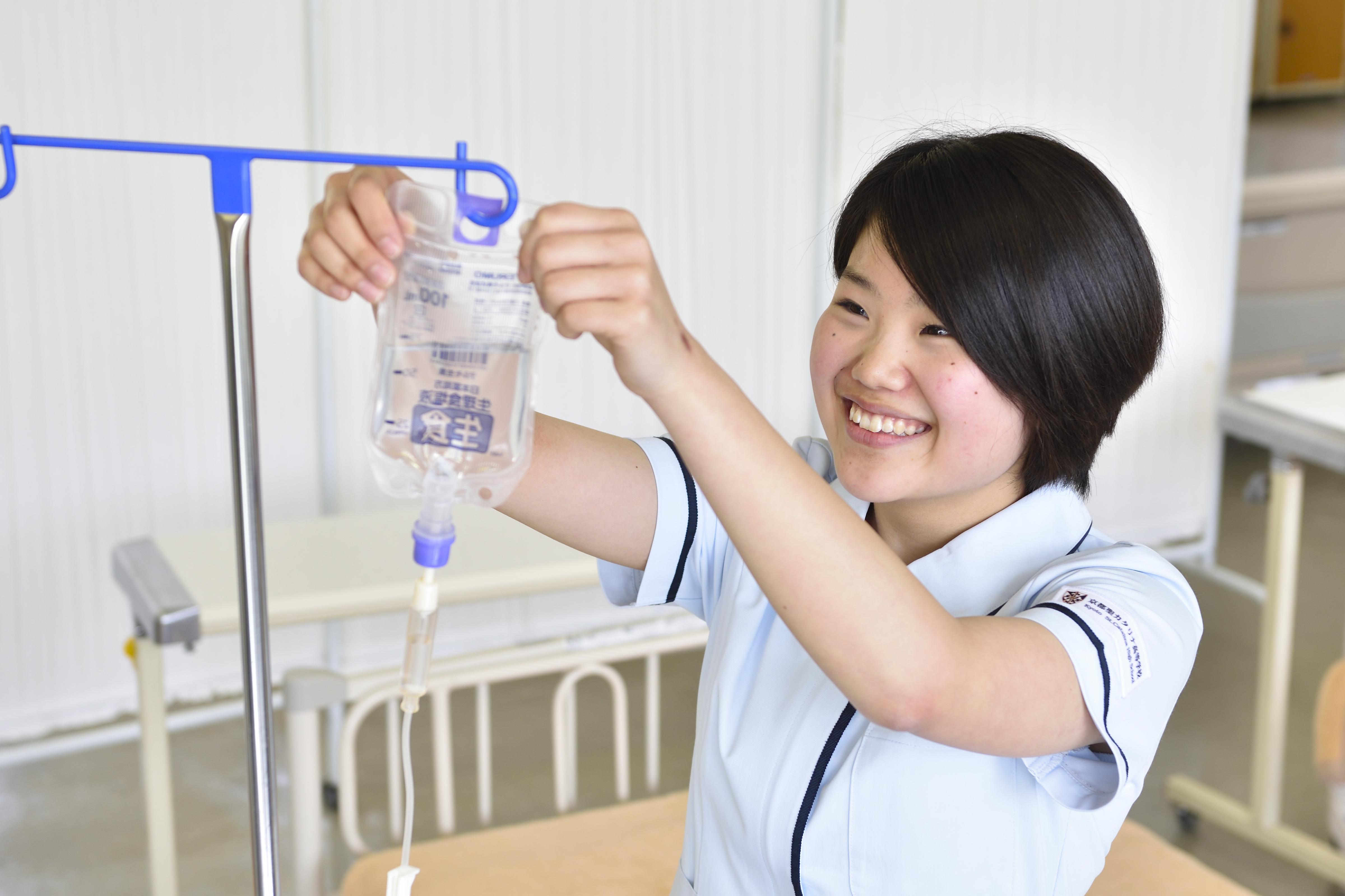 看護科実習体験1
